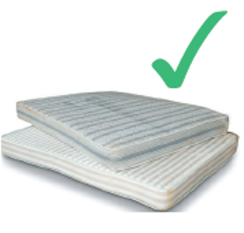 Picture of mattresses