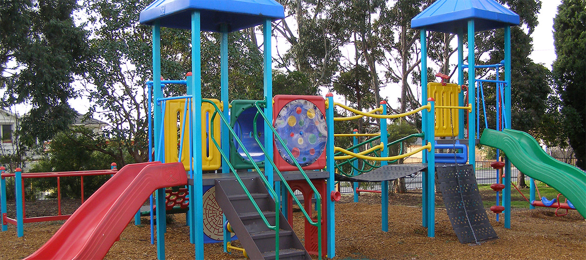 Doncaster Reserve playground