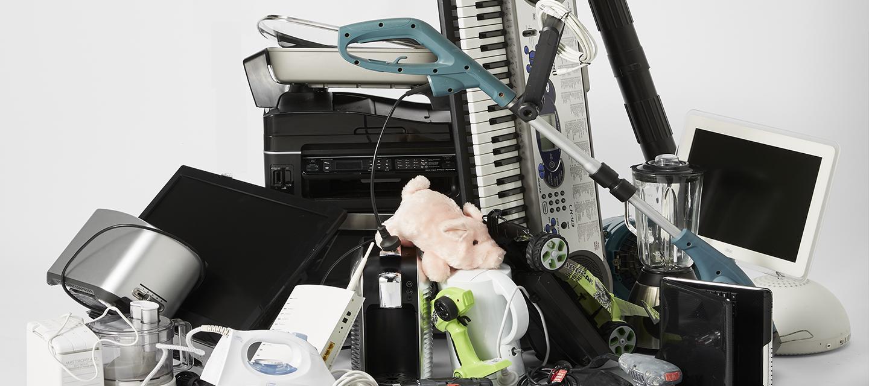 Photo of E-Waste