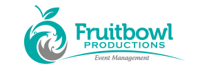 The words Fruitbowl Productions