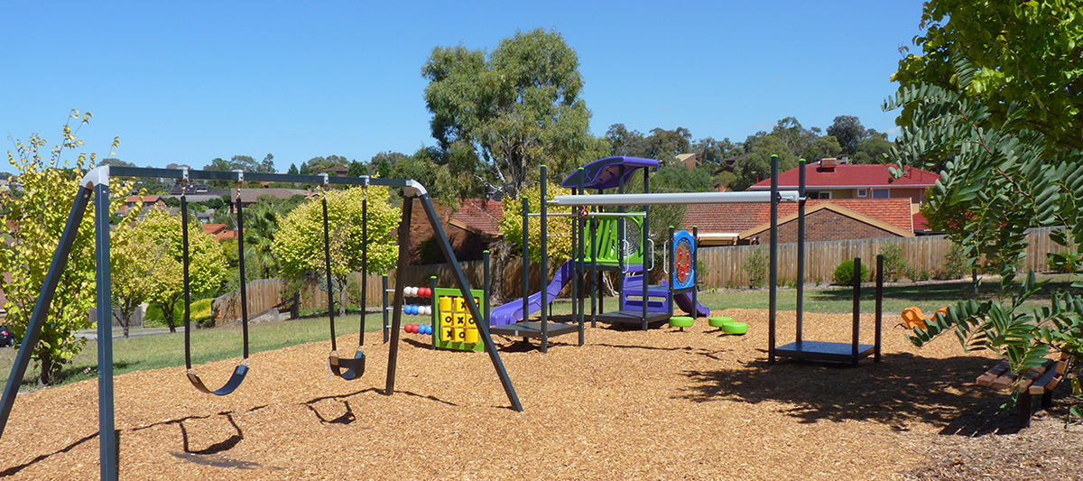 Happy Valley kids playground reserve