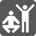 Exercise Area Icon