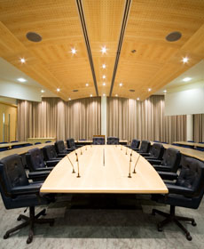Manningham City Council Chambers