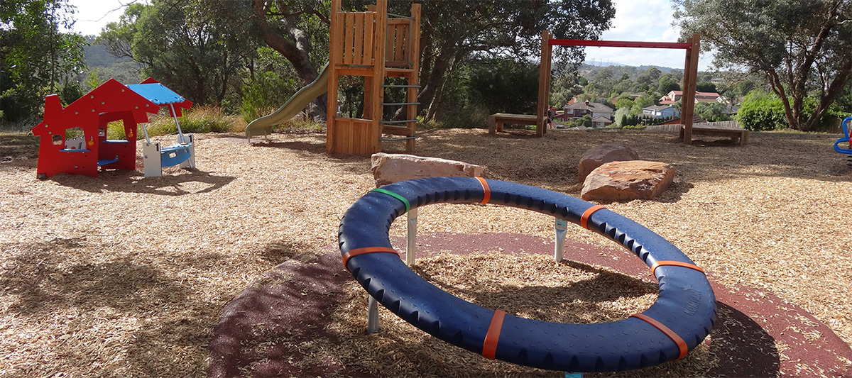 Kids playground reserve