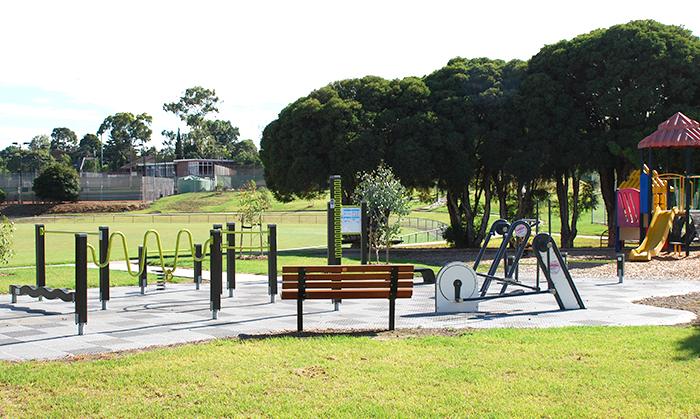 Ted Ajani Park