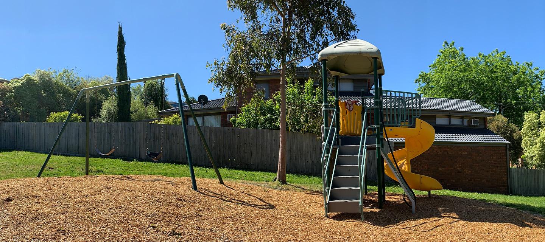 Walker street reserve playground