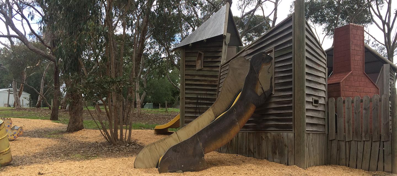Wonga Park Playground Reserve