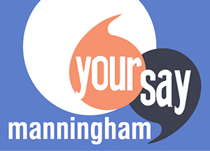 Your say manningham logo 2017